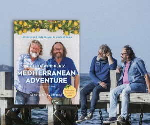 An Exclusive New Recipe from The Hairy Bikers