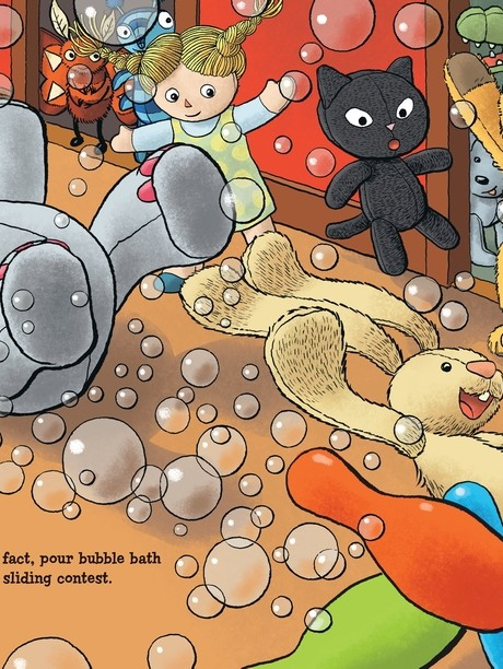 I'm Afraid Your Teddy Is in Trouble Today (Paperback)