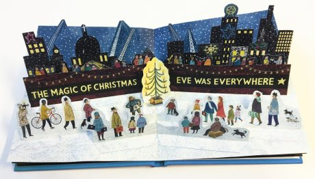 The Christmas Eve Tree (Hardback)