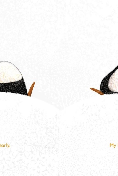 Penguin Problems (Paperback)