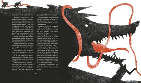 Norse Myths: Tales of Odin, Thor and Loki - Walker Studio (Hardback)
