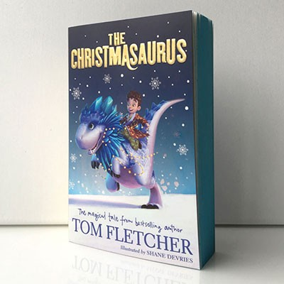 The Christmasaurus (Paperback)