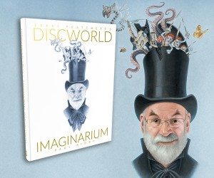 Step Inside Terry Pratchett's Discworld Imaginarium