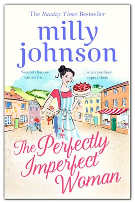 Milly Johnson Pre-order Competition