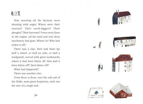 The Iron Man (Paperback)