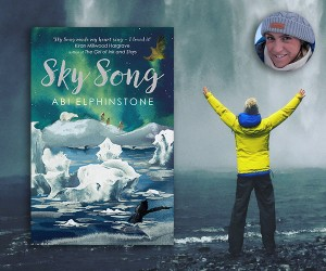 Abi Elphinstone's Top 5 Inspirational Adventures