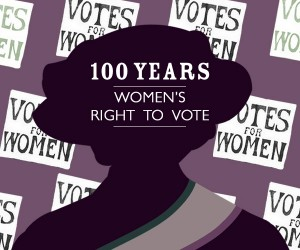Celebrating Women's Writing: The Suffragettes
