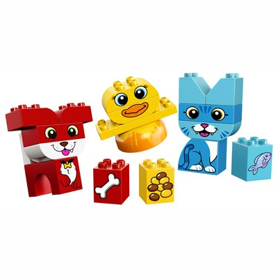 LEGO (R) My First Puzzle Pets: 10858