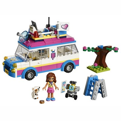 LEGO (R) Olivia's Mission Vehicle: 41333