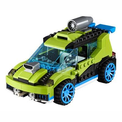 LEGO (R) Rocket Rally Car: 31074