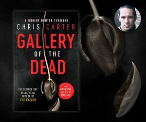 Chris Carter Recommends his Favourite Crime Novels