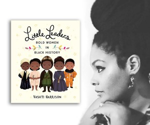 Vashti Harrison on Little Leaders: Bold Women in Black History