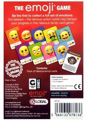 The Emoji Drinking Game Emoji Card Game