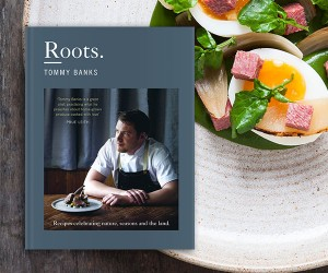 An Exclusive Recipe & Cookbook Recommendations from Tommy Banks