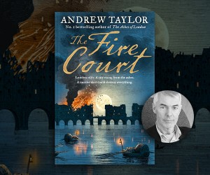 An Exclusive Interview with Andrew Taylor