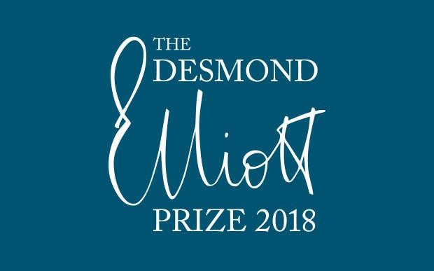 Desmond Elliott Prize 2018