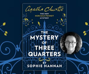 The Mystery of Three Quarters: An Extract
