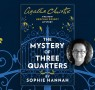 Read an Extract from Sophie Hannah's New Poirot Investigation: The Mystery of Three Quarters