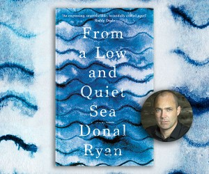 Donal Ryan on Writing a Novel of the Syrian Crisis