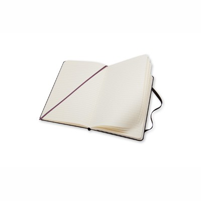 Moleskine Large Ruled Notebook - Moleskine Classic