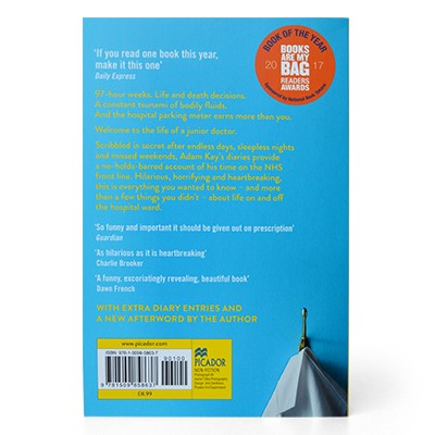 This is Going to Hurt: Secret Diaries of a Junior Doctor  (Paperback)