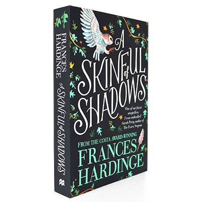 A Skinful of Shadows (Paperback)