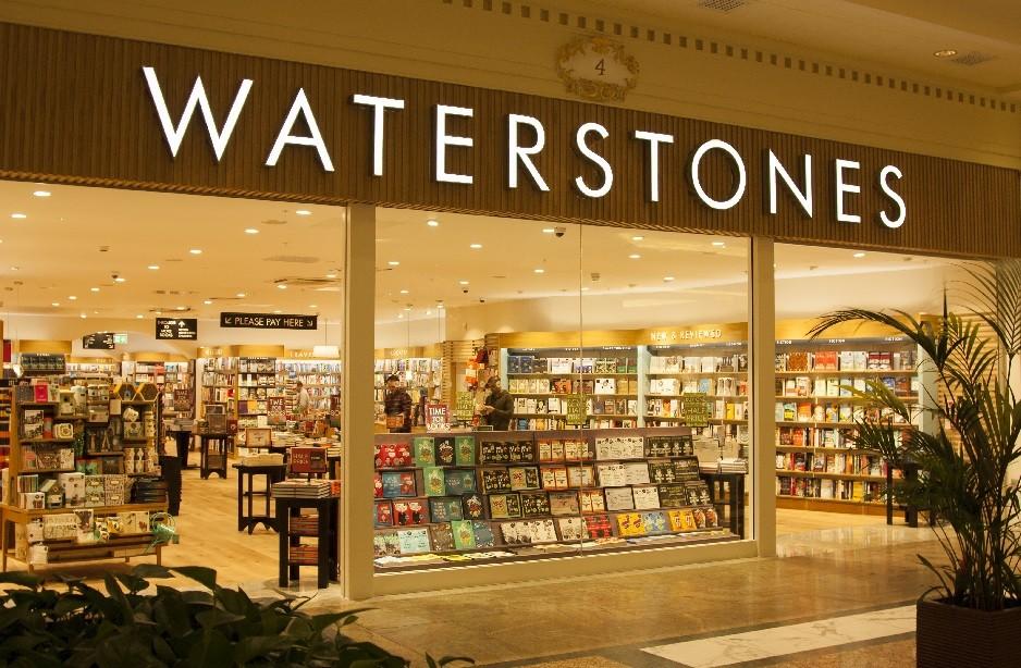 Bookshop In Manchester Trafford Centre Waterstones