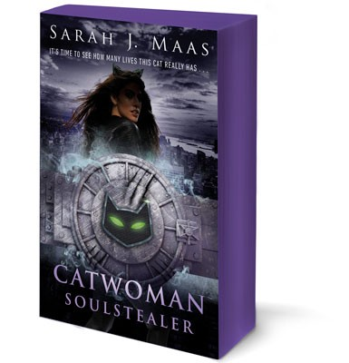 Catwoman: Soulstealer (DC Icons series) - DC Icons (Paperback)