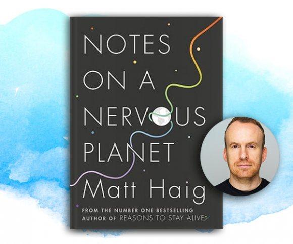 Books Save Lives with Matt Haig