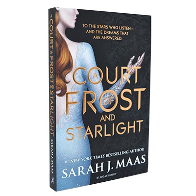 A Court of Frost and Starlight (Paperback)