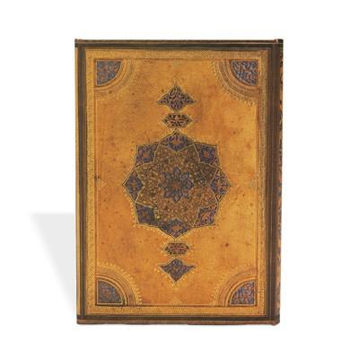 Safavid Midi Lined Notebook (Hardback)