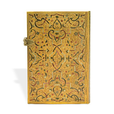 Gold Inlay Mini (Hardback)