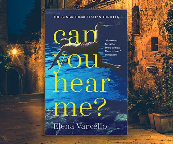 An Introduction to Can You Hear Me by Elena Varvello