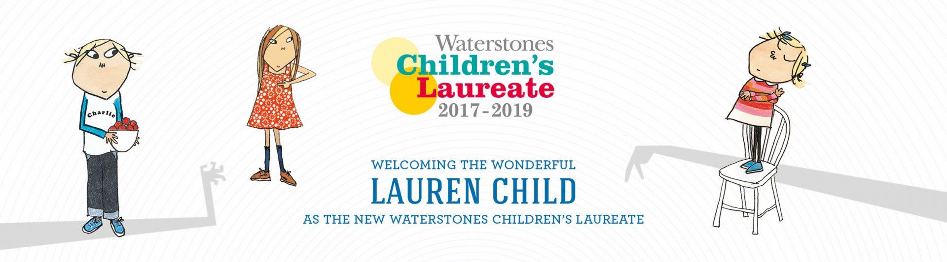 Waterstones Children\'s Laureate | Waterstones