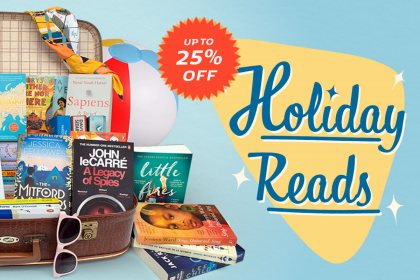 Holiday Reads - Books for Summer