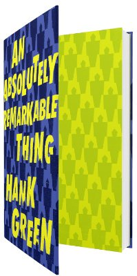 An Absolutely Remarkable Thing: Signed Edition (Hardback)