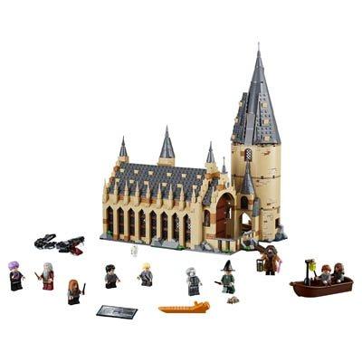LEGO (R) Harry Potter - Hogwarts Great Hall: 75954