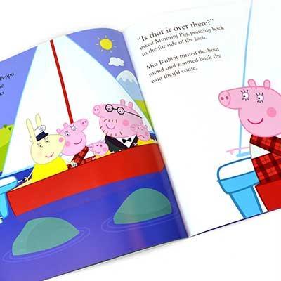 Peppa Pig Peppa Goes To Scotland Waterstones