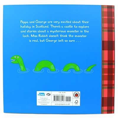 Peppa Pig: Peppa Goes To Scotland: Waterstones Exclusive (Paperback)