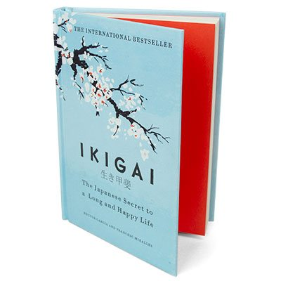 Ikigai: The Japanese secret to a long and happy life (Hardback)
