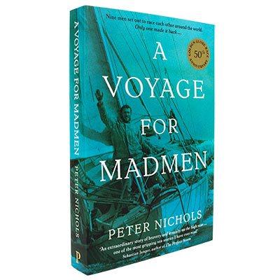 A Voyage For Madmen (Paperback)