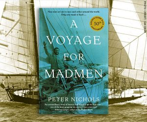 Why I Wrote A Voyage for Madmen