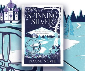 The Interview: Naomi Novik on Spinning Silver