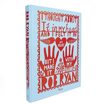 I Thought About It in My Head and I Felt It in My Heart but I Made It with My Hands (Hardback)