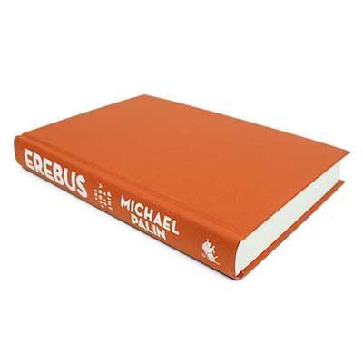 Erebus: The Story of a Ship: Signed Edition (Hardback)