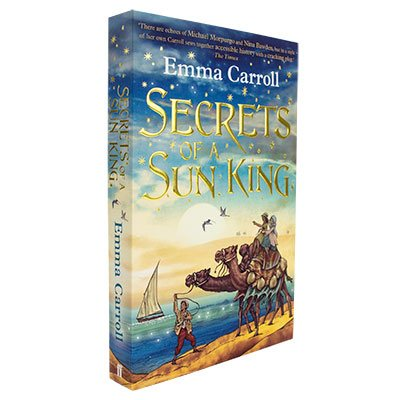 Secrets of a Sun King (Paperback)