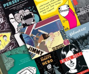Graphic Novels – The Essential Primer