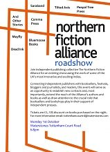 Northern Fiction Alliance's first London Roadshow