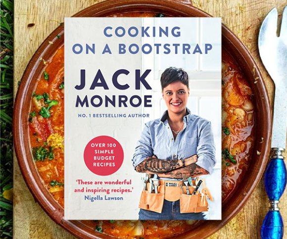 A Book & A Bite: A Recipe from Jack Monroe