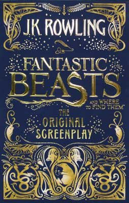 Fantastic beasts and where to find them book imdb